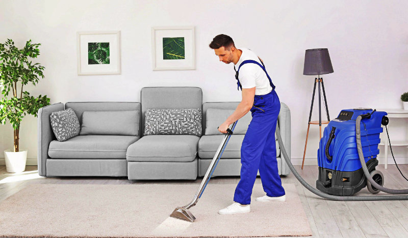 What exactly are Different Carpet Cleaning Methods Employed By Professionals?