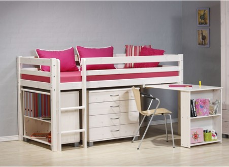 List Of Advantages Kids' Beds With Storage