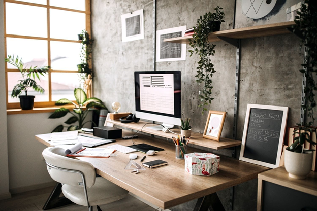 A List of Items to Get for a Cozy Home Office