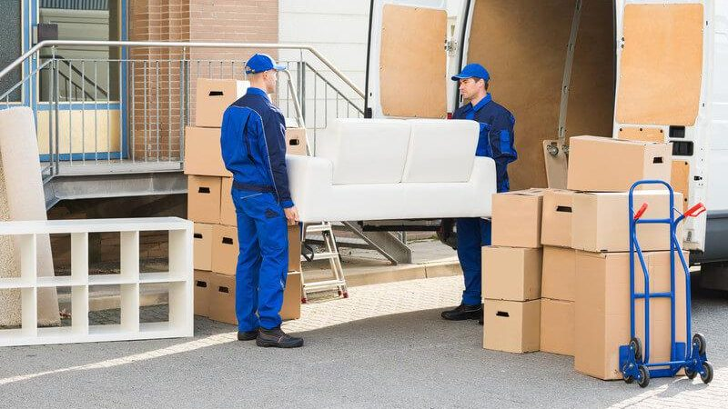When should you hire a moving company?