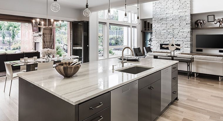 Granite and Quartz Countertops – What Should You Buy?
