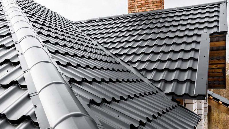 5 benefits of metal roofing