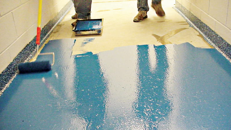 Advantages Of Applying Epoxy Injection Resin