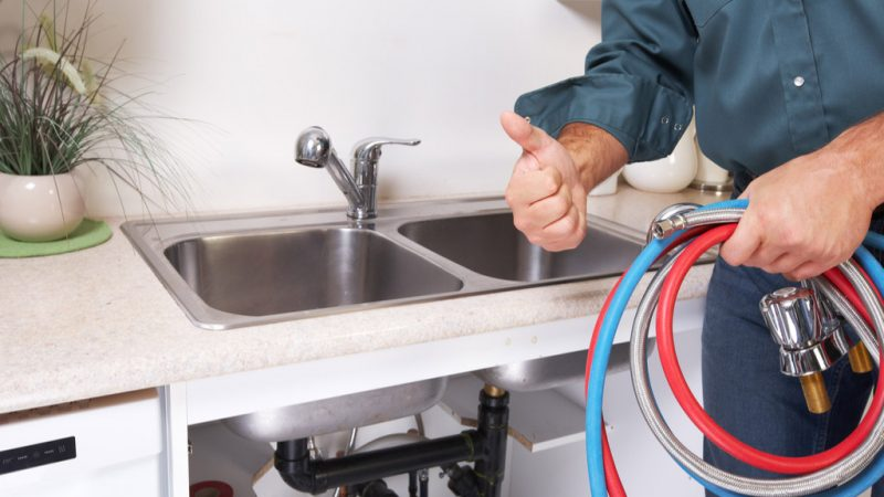 When will you need a plumber's help?