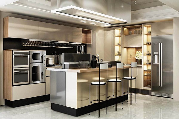 Popular kitchen cabinet materials: Check all details here!